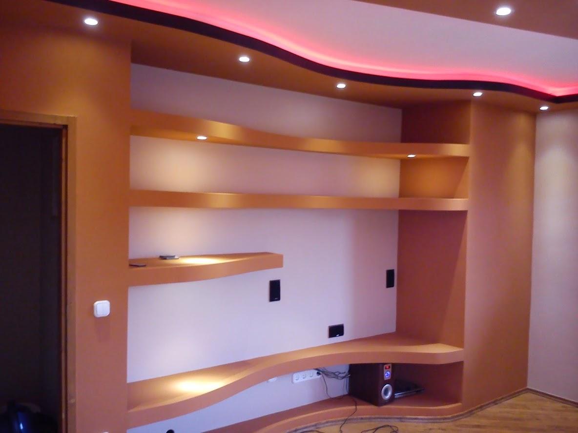 Egyszerű mégis hangulatos szoba festés után